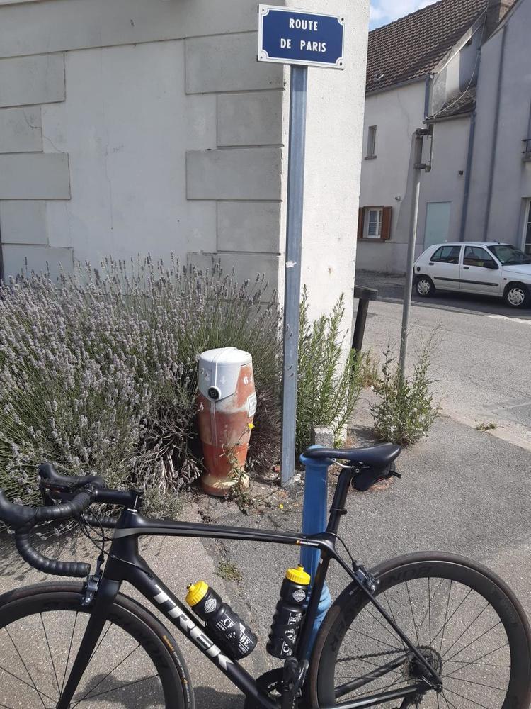 A ride for Alain (24): Nog 180 kilometer te gaan, Paris here we come!