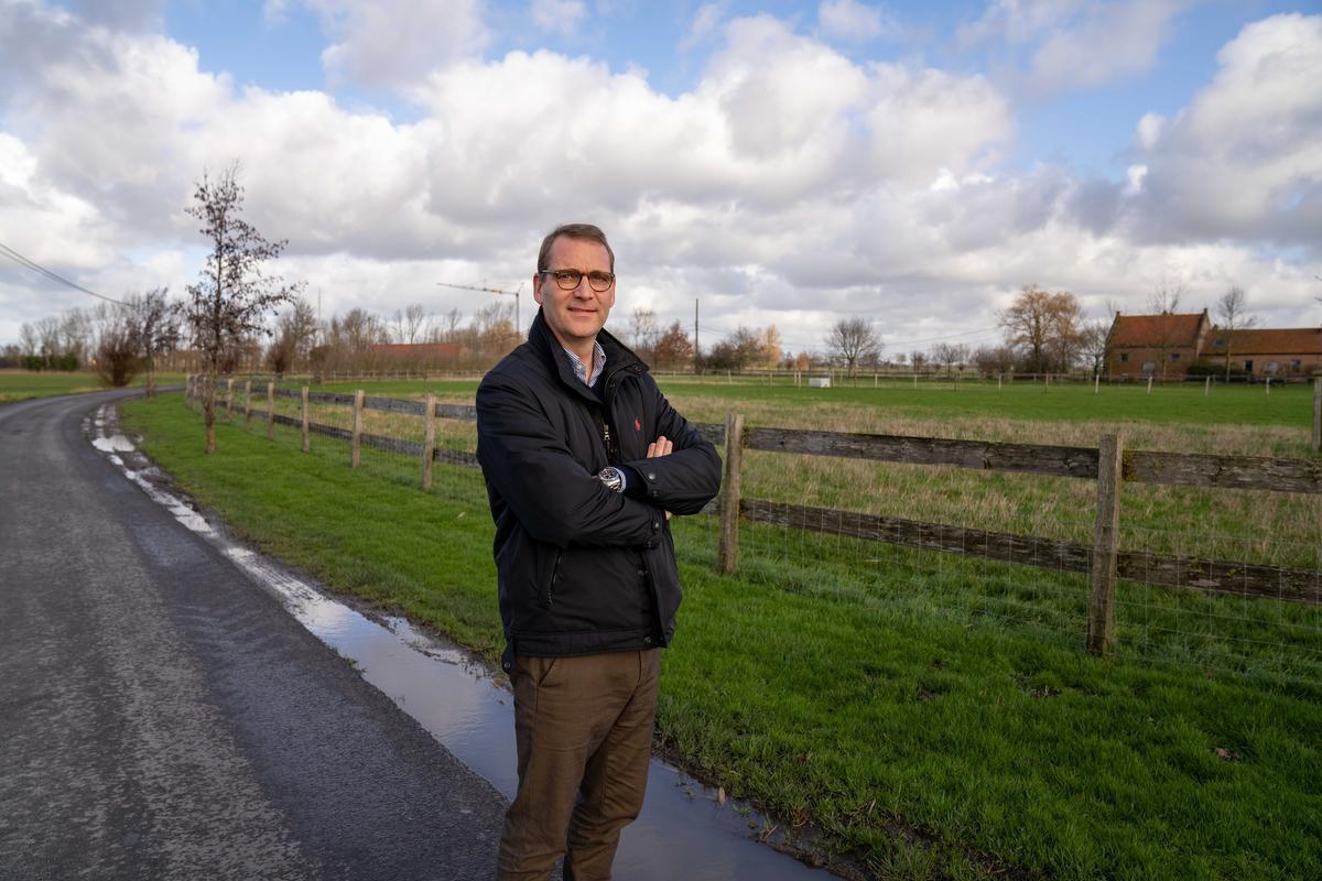 Schepen Tom Dedecker licht toeristische plannen in Middelkerke toe: