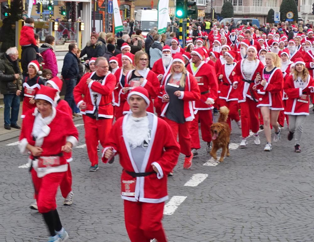 December: daar zijn de kerst- en eindejaarslopen