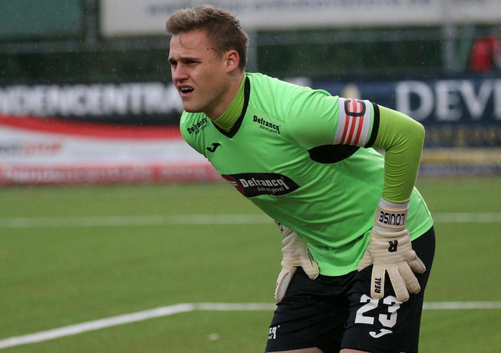 Sven Dhoest is op zijn 23ste ook kapitein bij Winkel Sport.