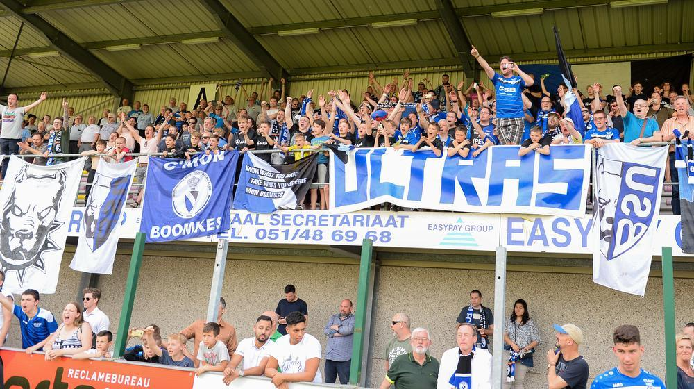 Rupel Boom en zijn grote schare fans hopen op de licentie voor de eerste amateurklasse.