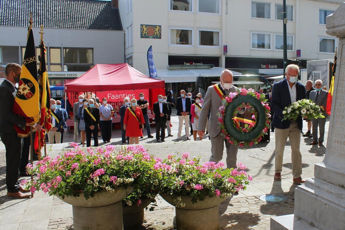 Sobere 21 juli in West-Vlaanderen staat in het teken van corona