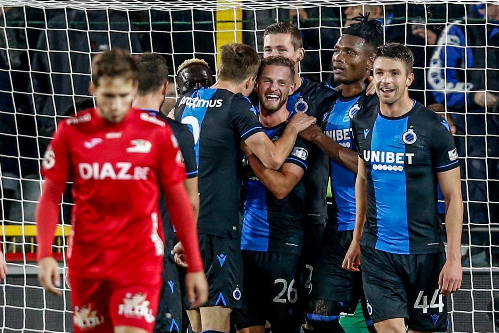 Club Brugge rekent simpel af met KV Oostende en is klaar voor Galatasaray