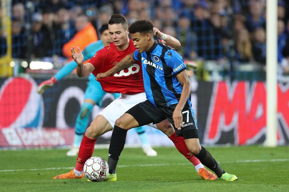 Club Brugge peuzelt onherkenbaar Standard al voor de rust helemaal op