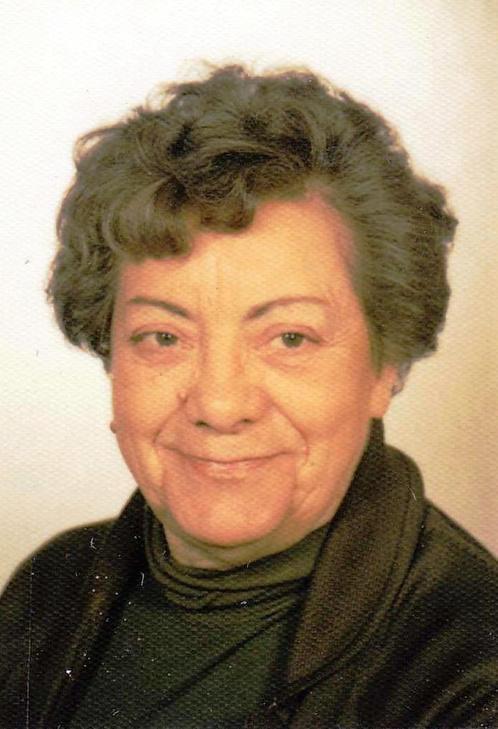 Rosa Lapere.