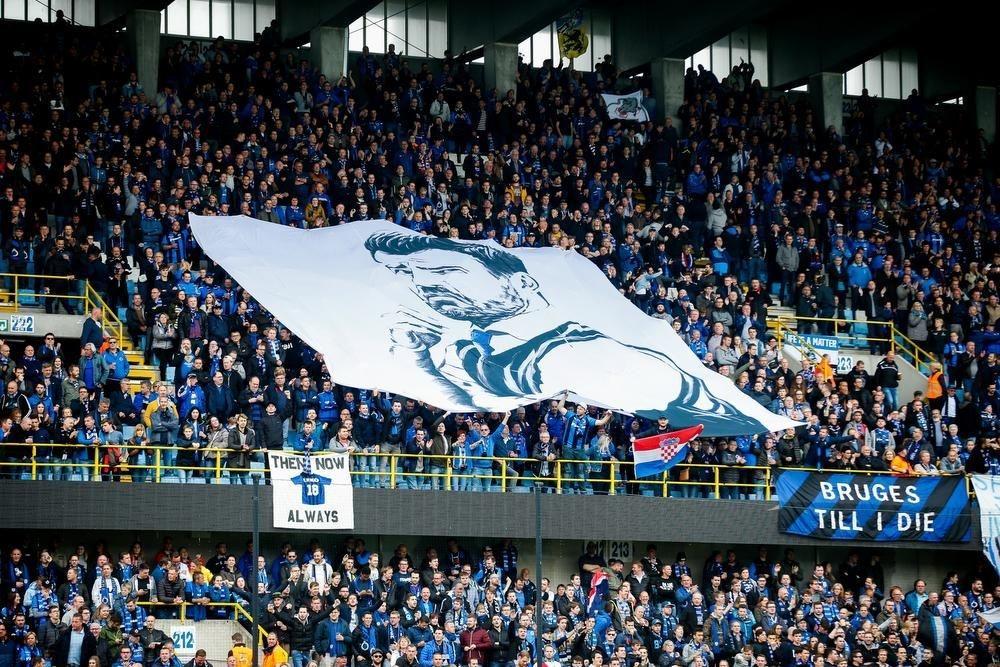 Club Brugge sluit seizoen af met moeizame maar spectaculaire zege tegen Antwerp