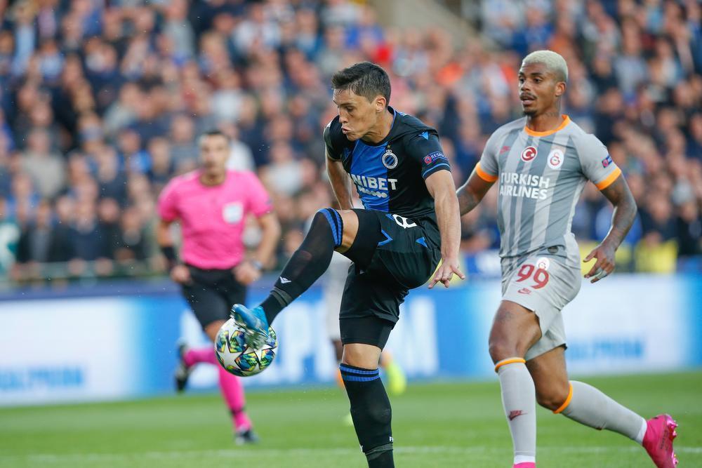 Club Brugge mist kansen en opent met gelijkspel tegen Galatasaray