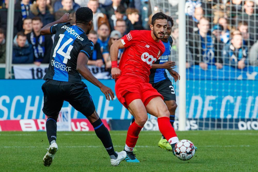 Club Brugge en Standard delen de punten na topper met amper kansen