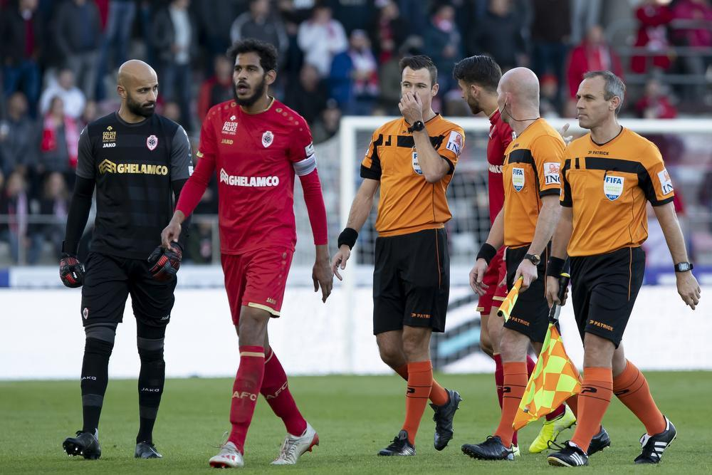 Uitgekookt Antwerp dient Club Brugge eerste competitienederlaag toe
