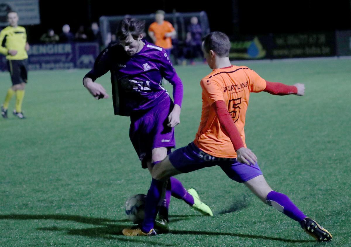 Jari Dejaegere is speler van het jaar in tweede provinciale B, zijn club Sparta Heestert mag promoveren.