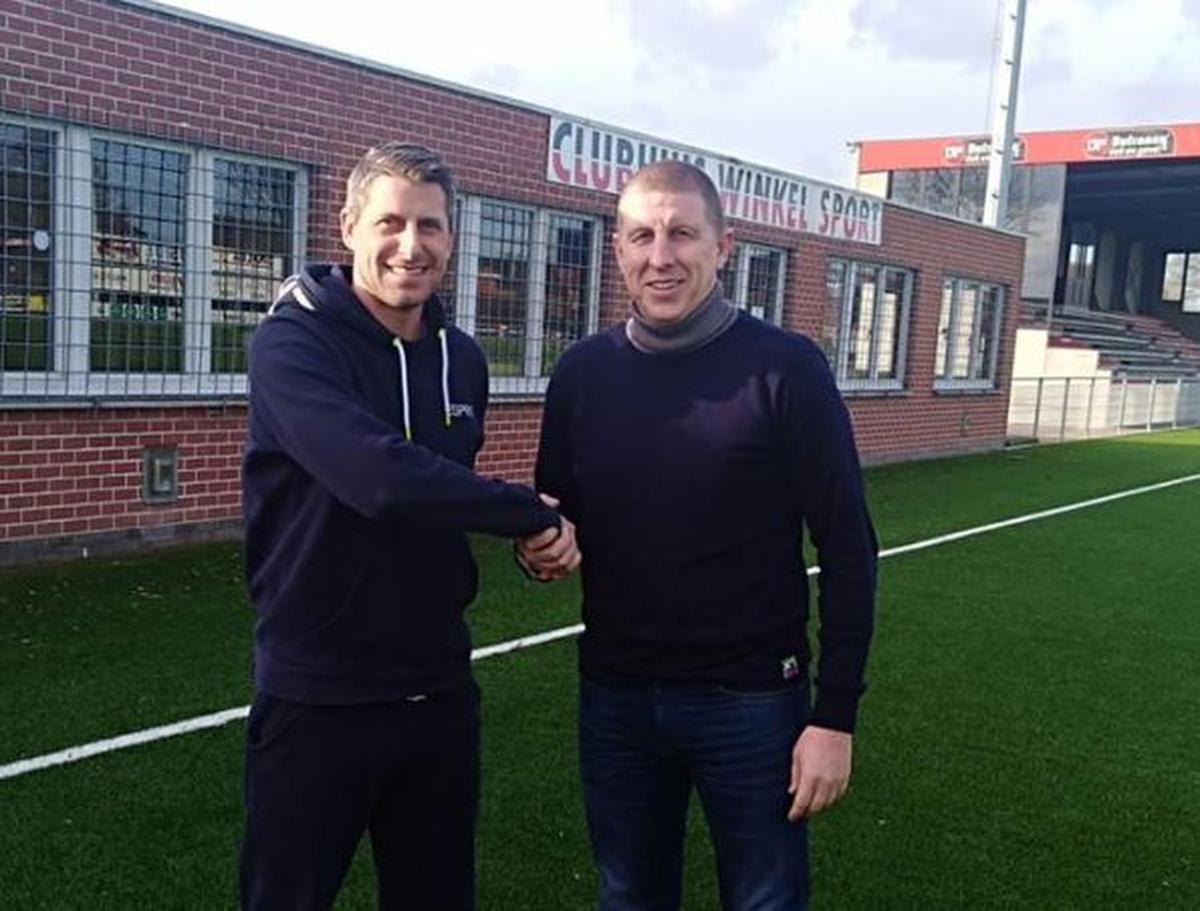 Dieter Scheirlinck (links) en Jeffry Verhoeven gaan opnieuw samenwerken.