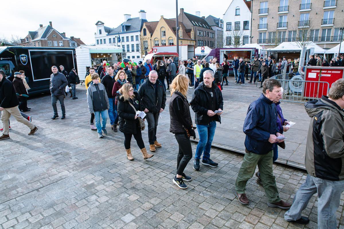 Duizenden bierliefhebbers komen proeven op Brugs Bierfestival