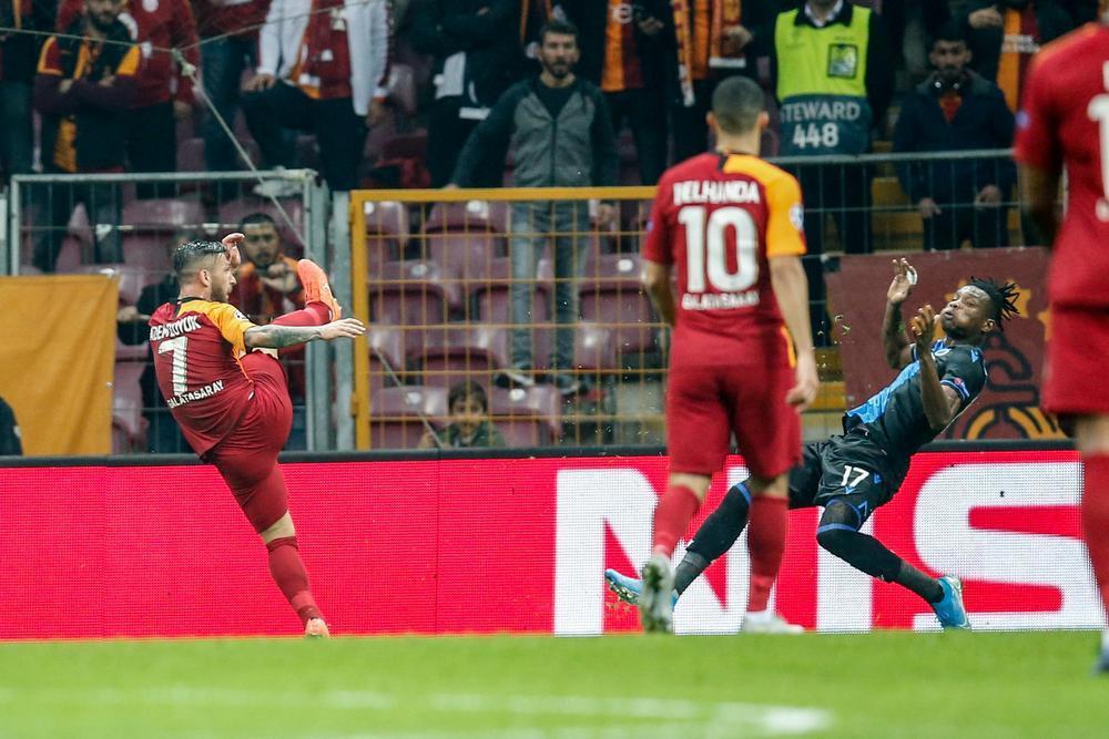 Club Brugge neemt flinke optie op Europees overwinteren na late gelijkmaker van Diatta