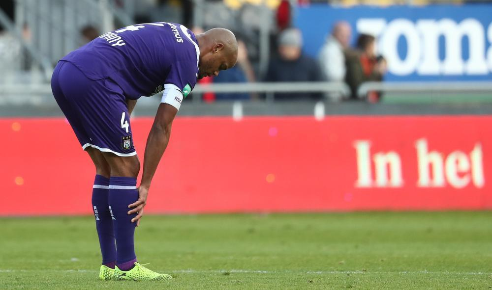 Couckenbak in Oostende: KVO wint voor het eerst sinds augustus en pakt 6 op 6 tegen Anderlecht