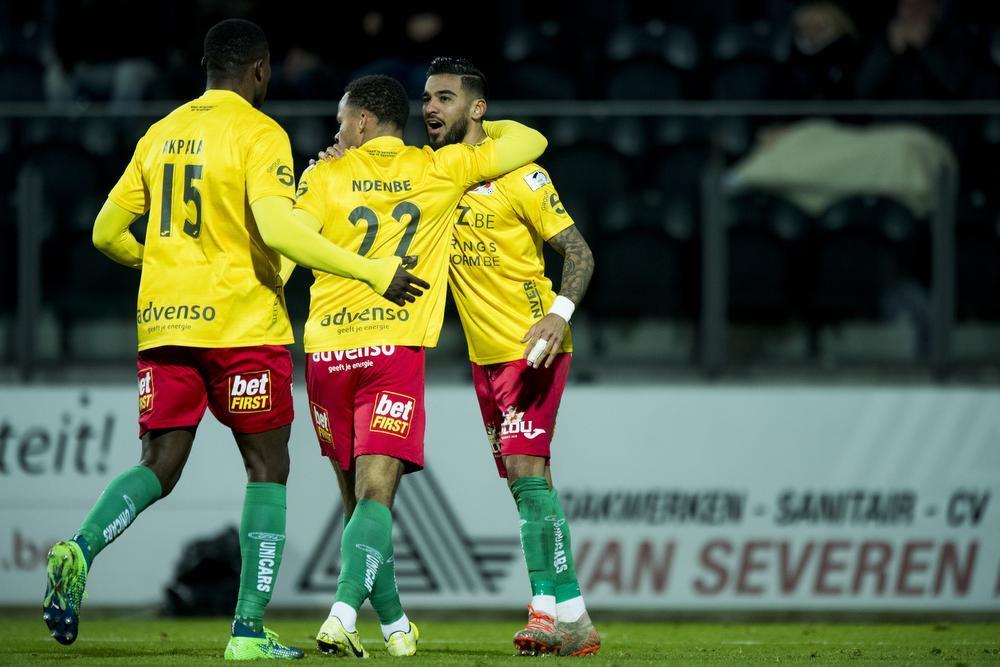 KV Oostende klopt nu ook Gent in eigen huis en doet gouden zaak voor behoud