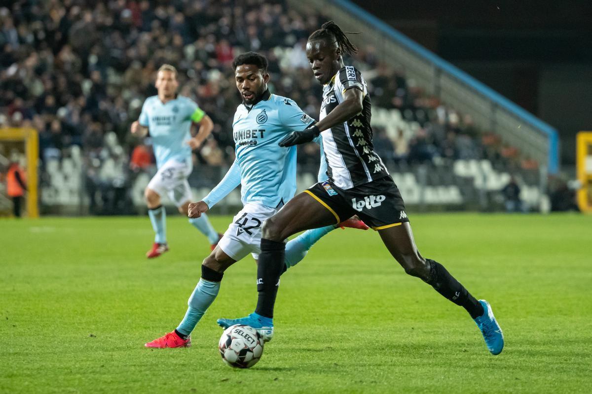 Club Brugge komt in Charleroi niet verder dan derde gelijkspel op rij