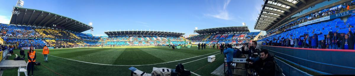 Voorlopig even geen volle stadions bij aanvang van de competitie.