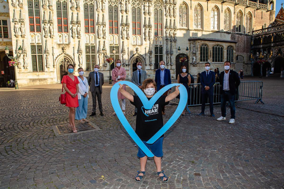 Brugge strijdt mee tegen mensensmokkel.