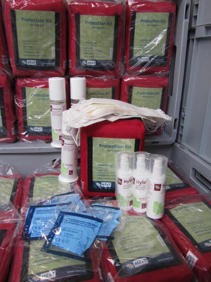 MExT Roeselare steekt tandje bij om EHBO-materialen bij klanten te krijgen
