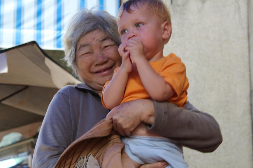 Claudia De Brabandere in Vietnam:
