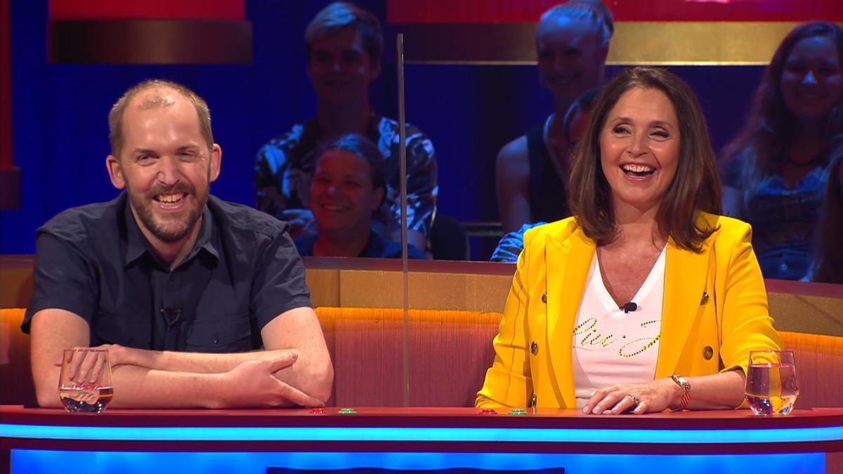 Wendy Van Wanten is te gast in Opvoeden Doe Je Zo. (Foto Vier)