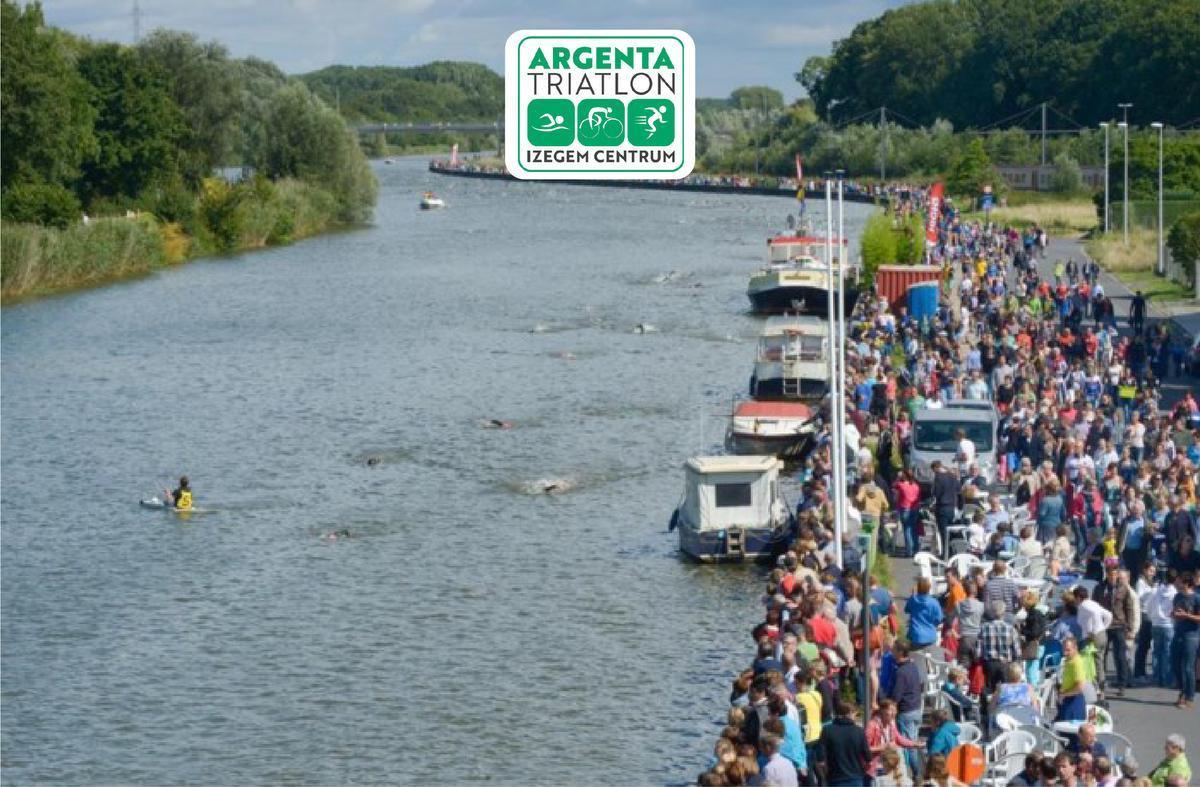 Ook hier is de knoop doorgehakt: dit jaar op 15 augustus geen 30ste Izegemse triatlon