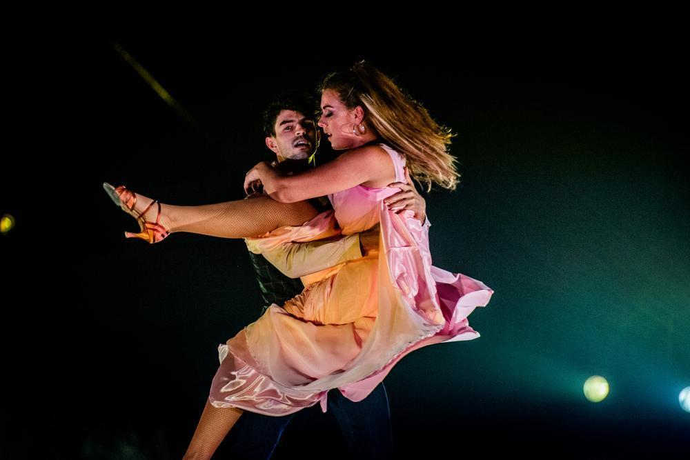 Wint Leen Dendievel vanavond Dancing with the Stars?