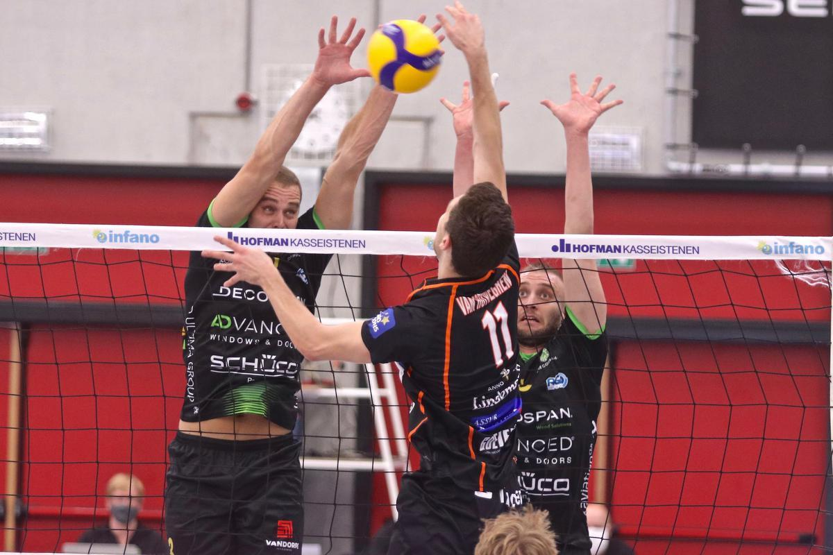 Decospan Menen start met sensationele 2-3-zege in Aalst