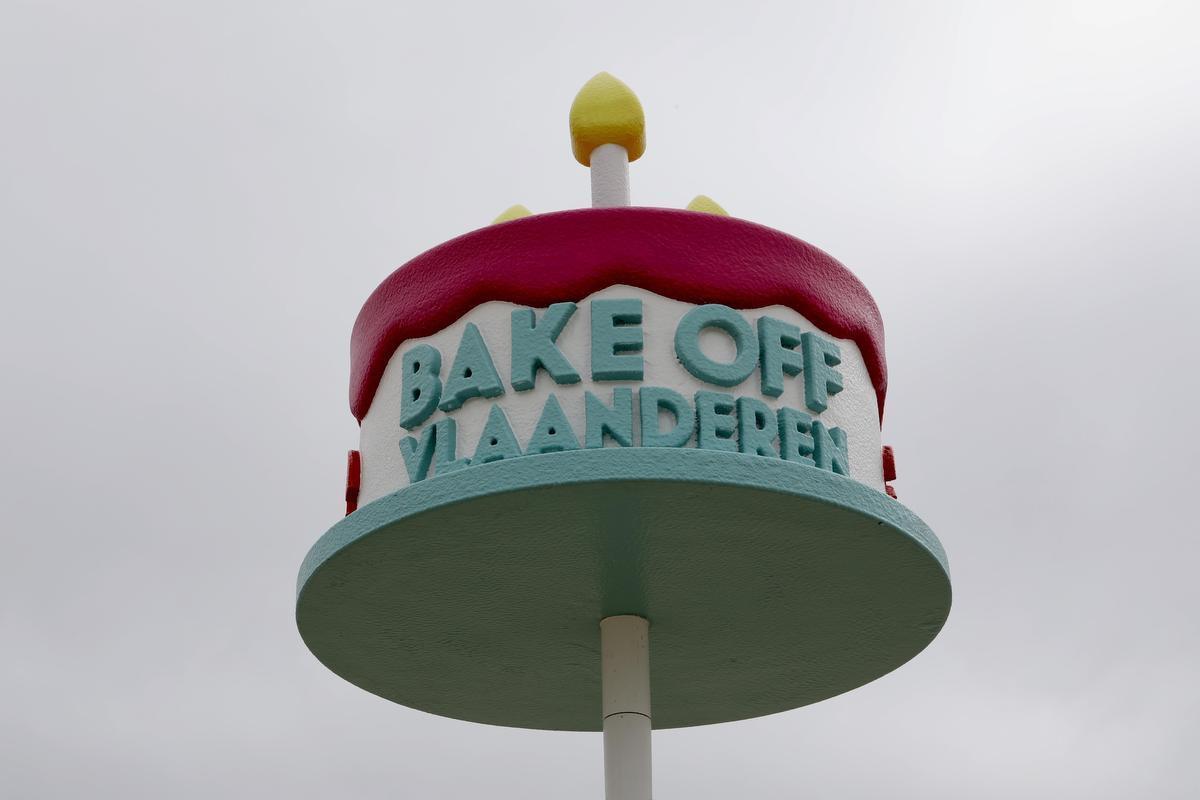 Bake Off Vlaanderen kreeg meteen ook een zee-moji.