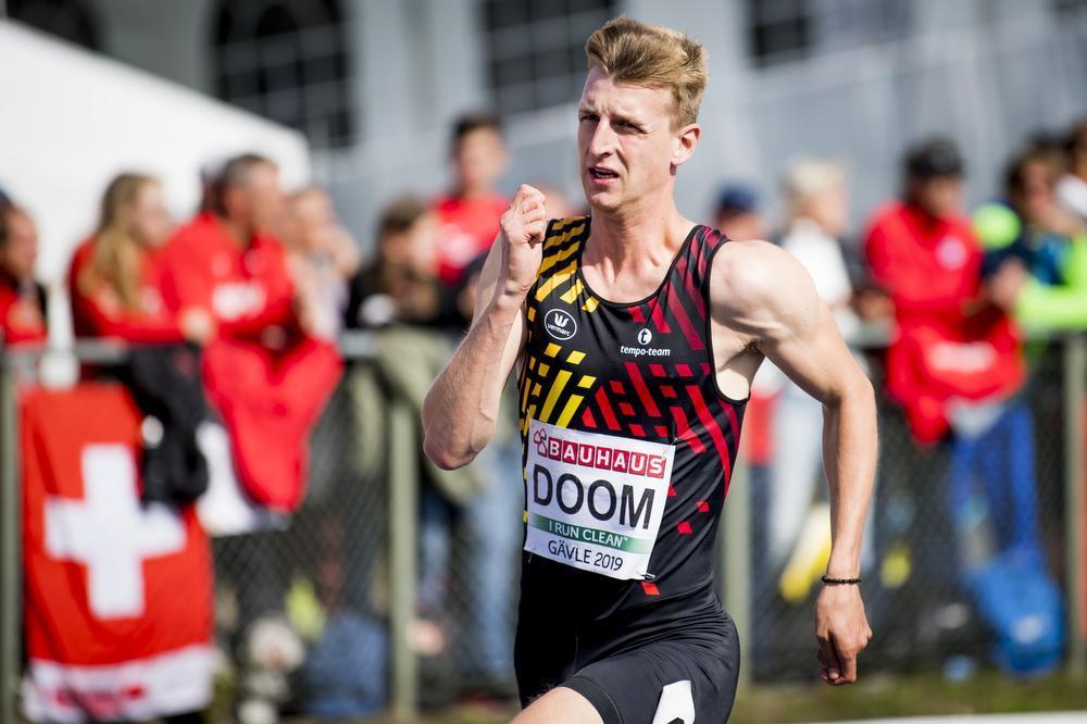 Alexander Doom, de West-Vlaamse Belgian Tornado