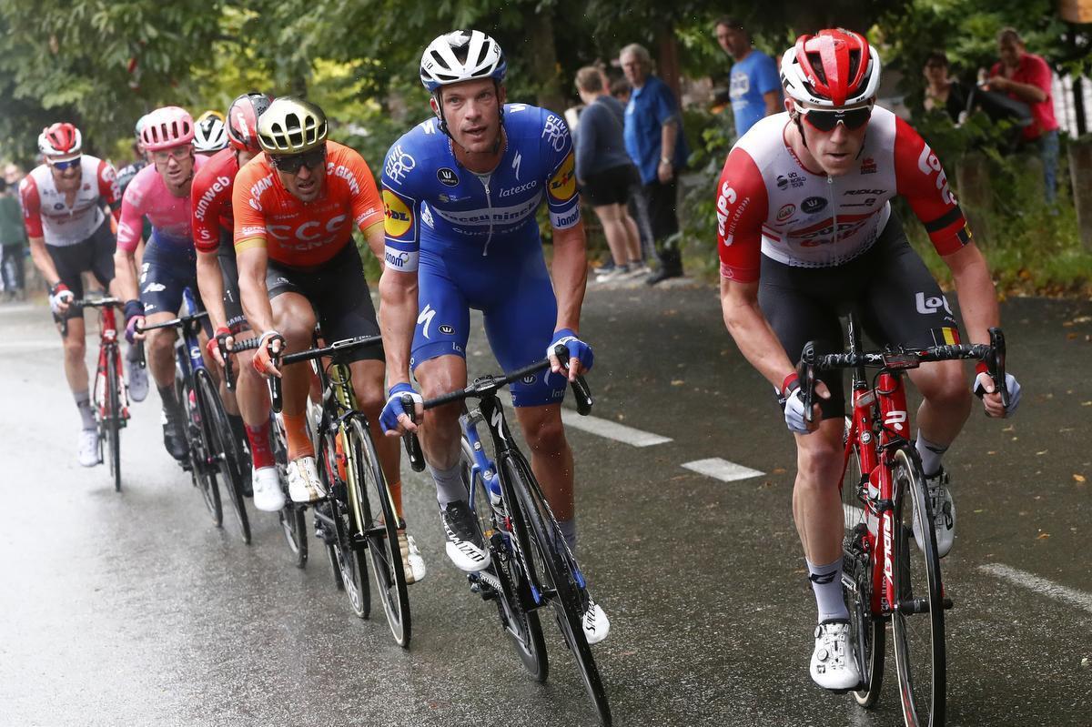 Ex-winnaar van Parijs-Roubaix voor beloften zet revalidatie voort