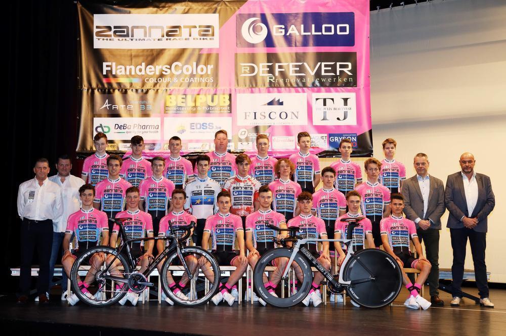 Wie wint de clubklassementen van WestSprint 2019?