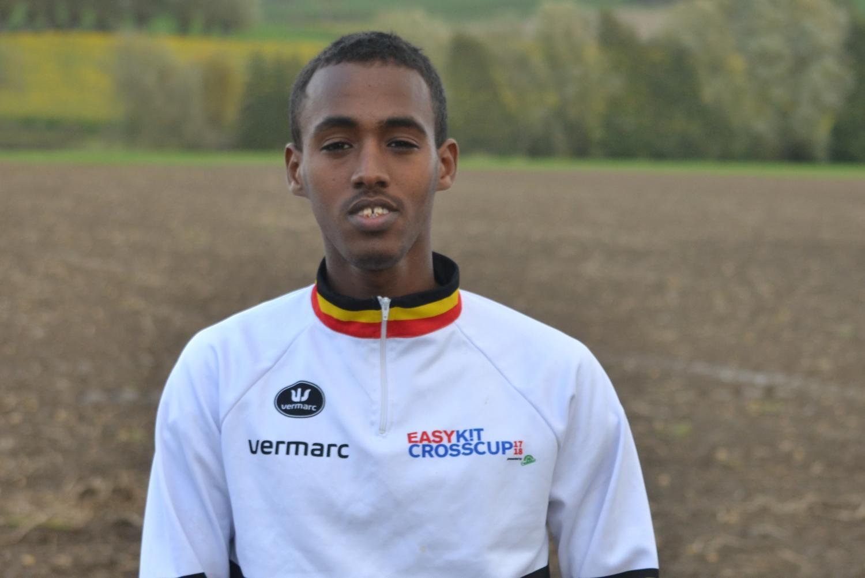 Abdullah Dubad, Somalische loopsensatie uit ... Anzegem
