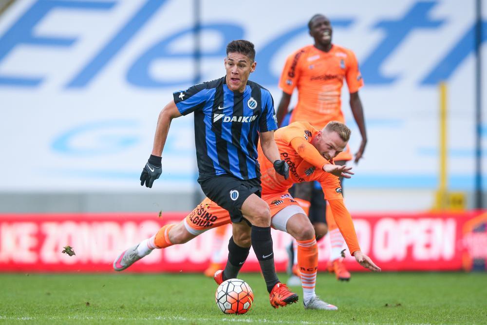 Vossen en Diaby bezorgen Club Brugge de zege tegen Charleroi