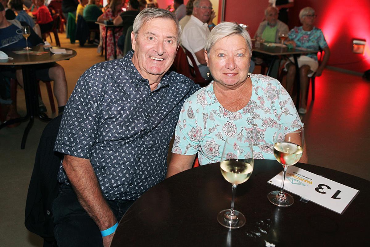 Robert Vermeire en Christa Ornelis uit Beernem. Robert is bekend als de gewezen wereldkampioen cyclocross.