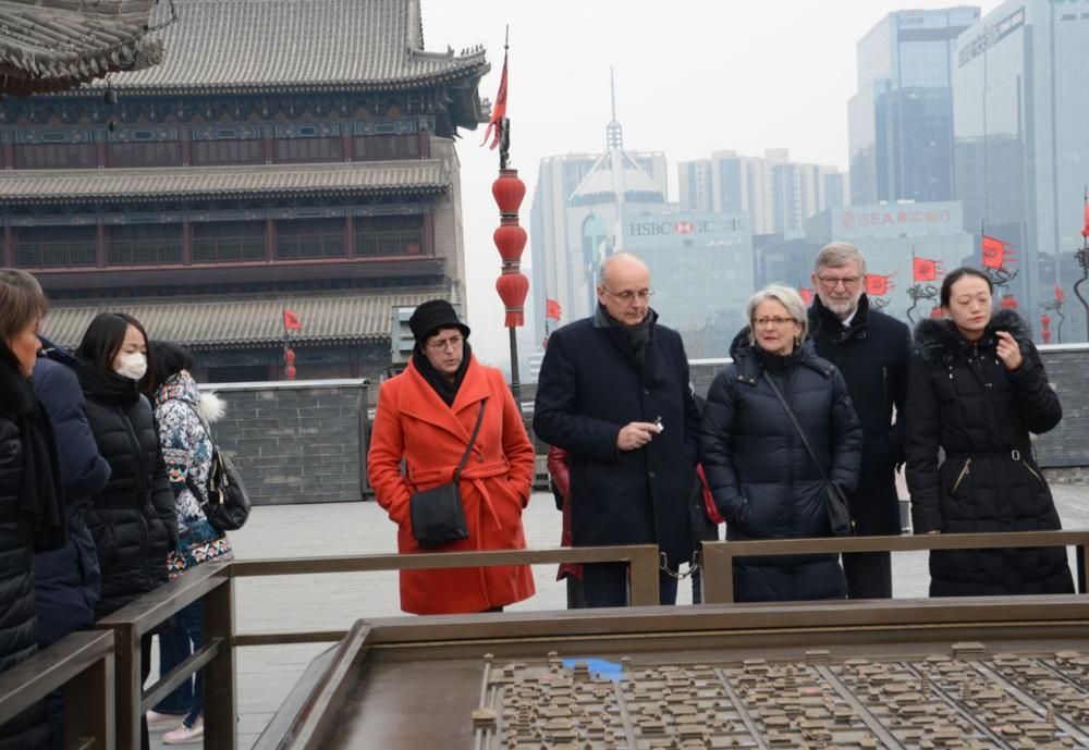 Onze Man in China: