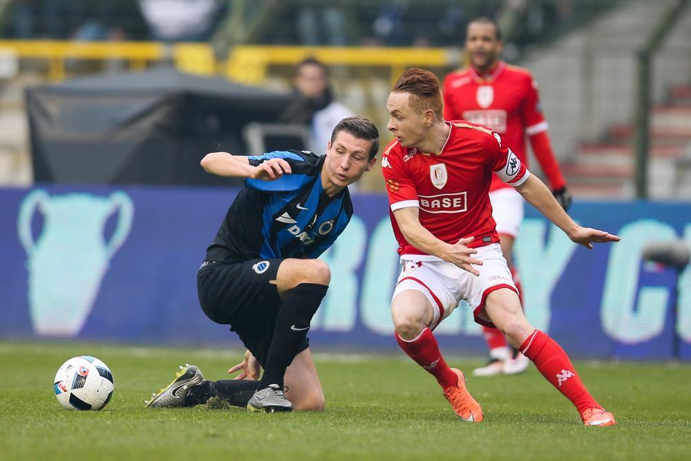 Club Brugge verliest bekerfinale na domme rode kaart voor Diaby