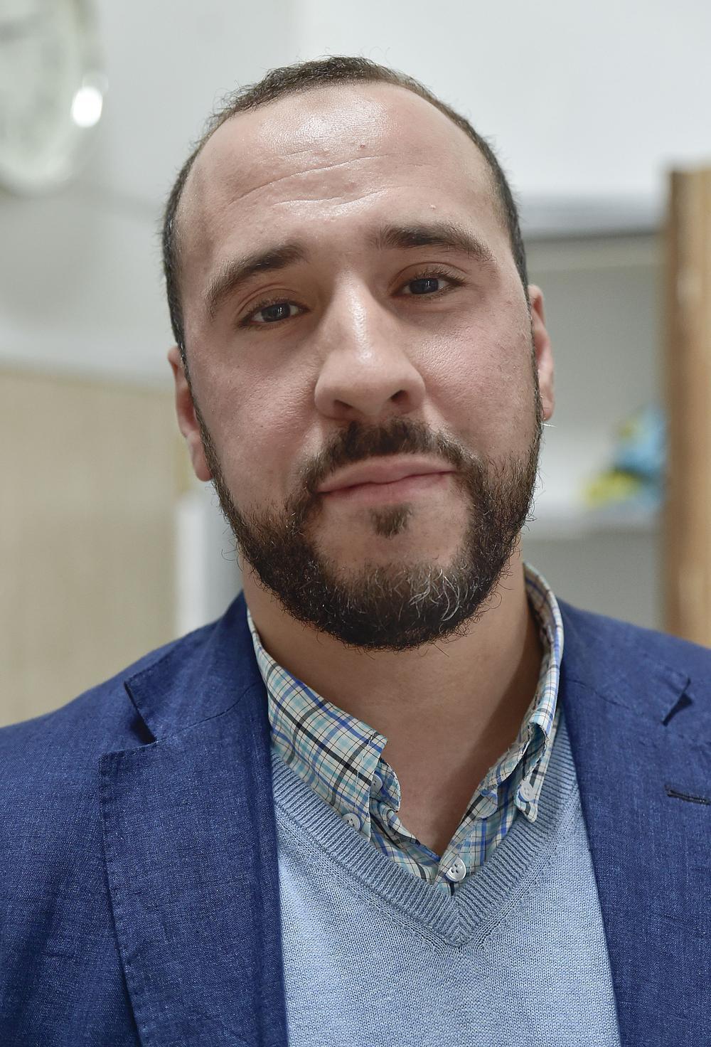 Brahim Bouzarif.