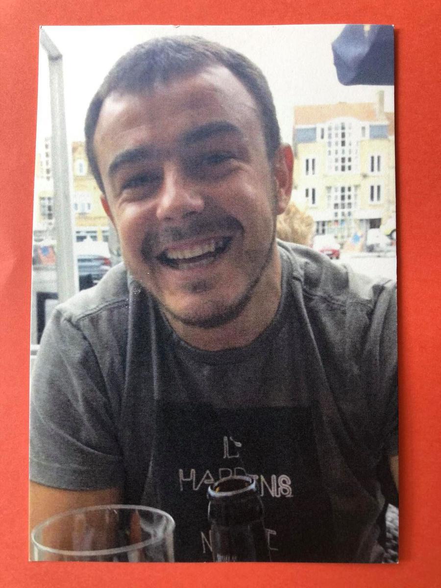 Slachtoffer Alban Demora (GF)