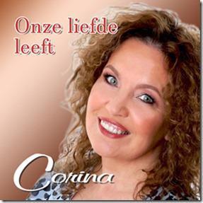 Corina geeft in deze coronatijden een sterk signaal met nieuwe single 'Onze liefde leeft'