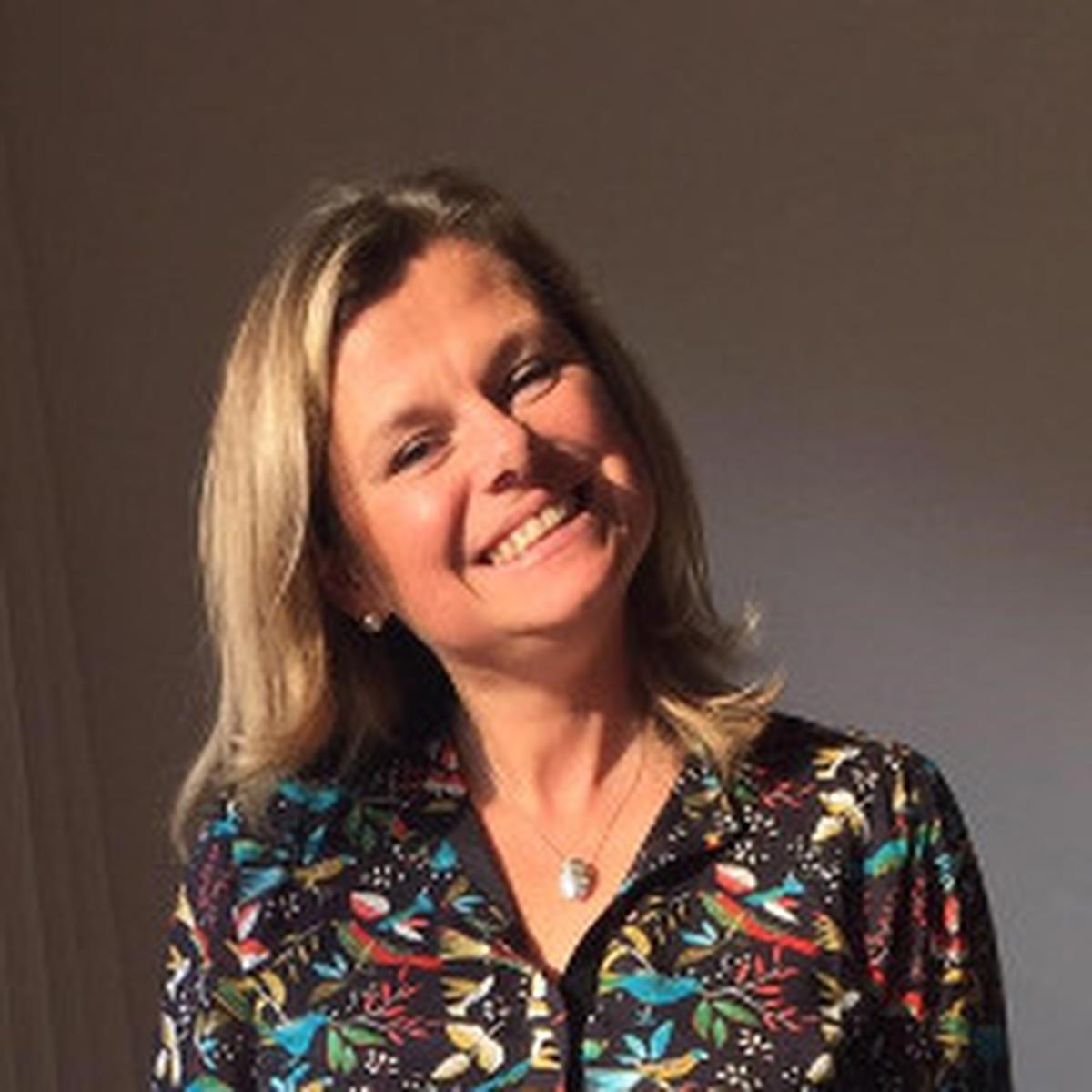 Greet Van Hecke is positiviteitsconsulent.