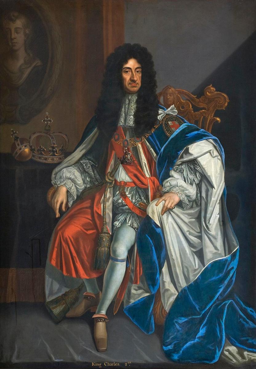 Karel II, koning van Engeland, Schotland en Ierland in de 17de eeuw, werd tijdens zijn ballingschap in Brugge zo goed ontvangen dat hij de Bruggelingen beloonde met een eeuwigdurend voorrecht.