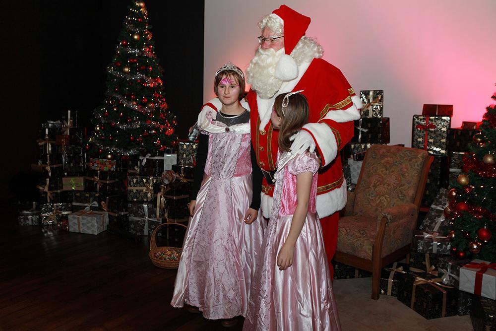 Historalia brengt met 'Paniek in het kerstkasteel' échte kerstmagie naar Torhout