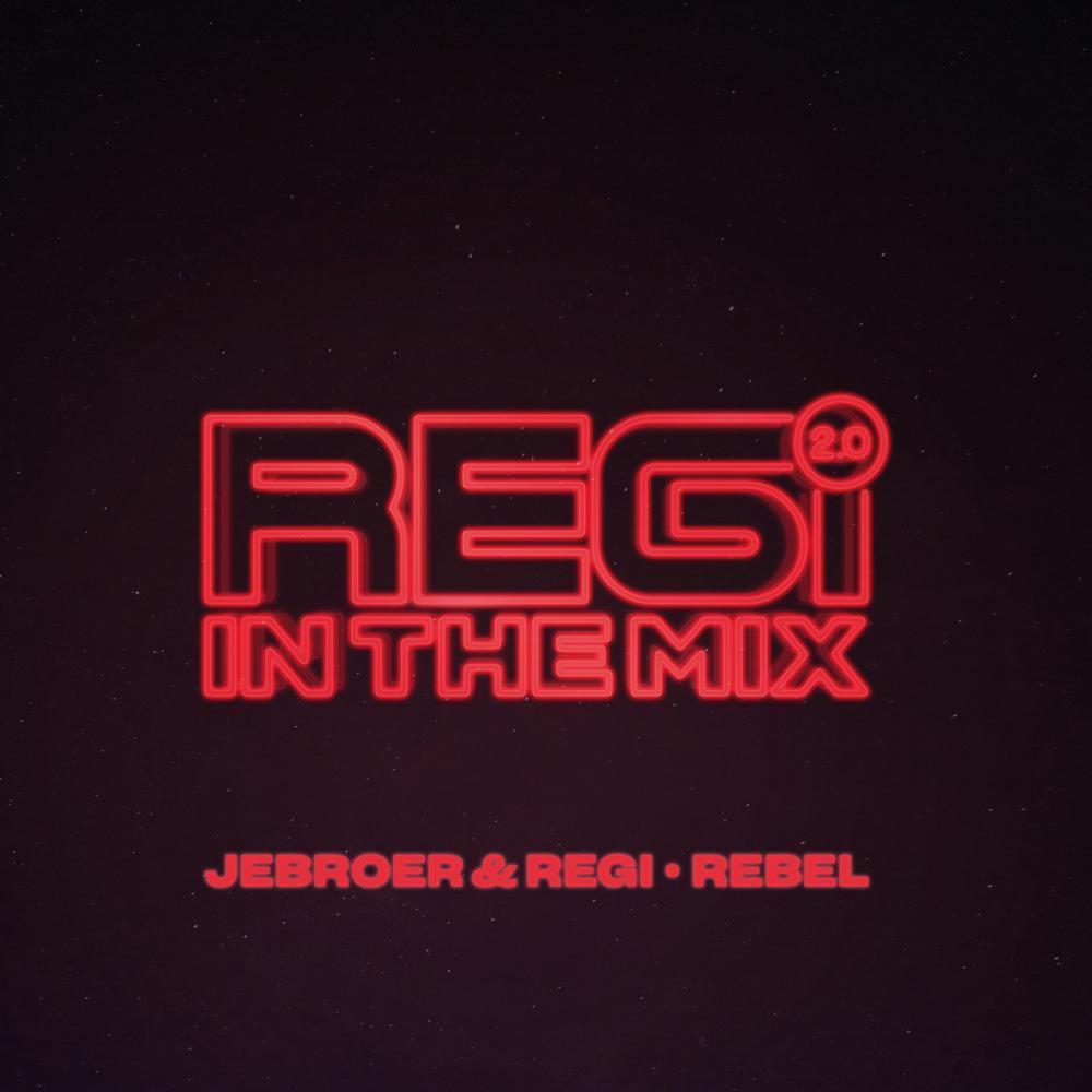 Nederlandse artiest Jebroer slaat de handen in elkaar met Regi