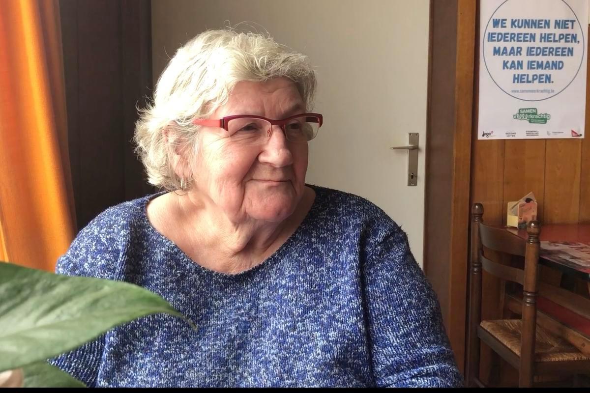 Cécile Catteeuw (beeld uit het filmpje, zie onderaan)