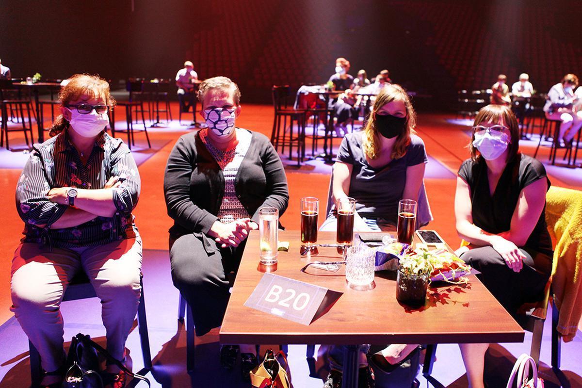 Fans uit Antwerpen, Mechelen en Berlaar.