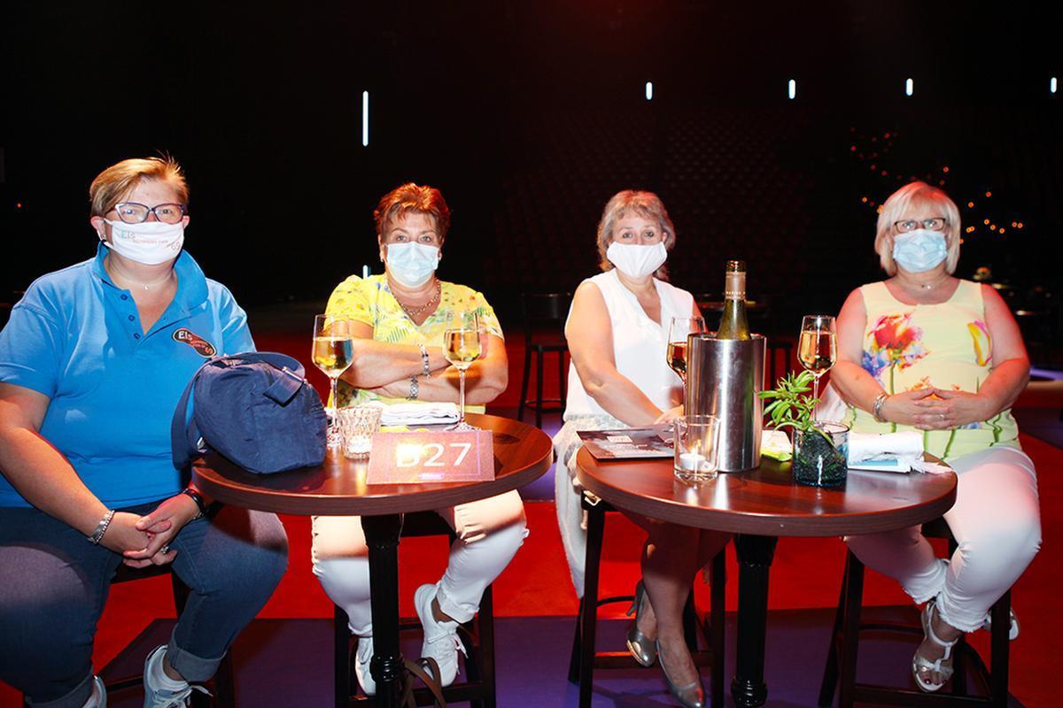Fans uit Willebroek en Aarschot.