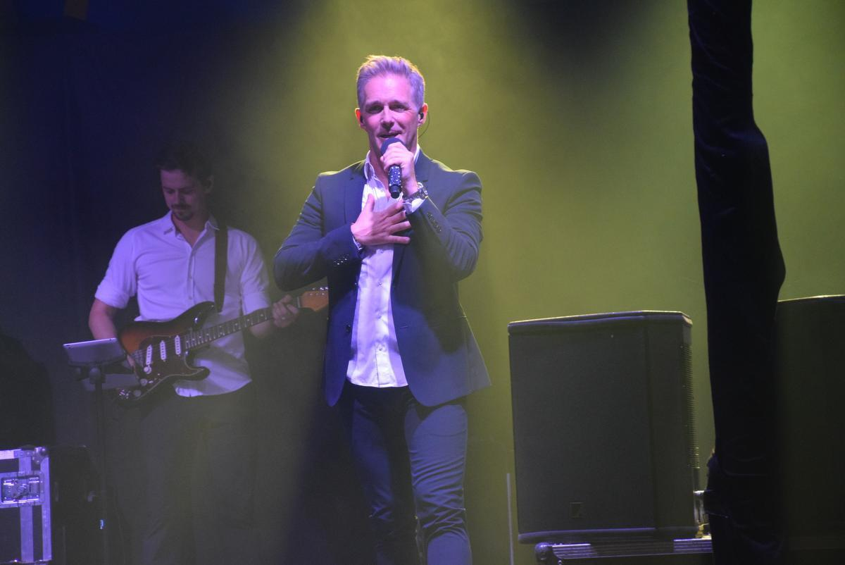 Christoff staat maar liefst twee avonden op het podium van het Rhodesgoed in Kachtem.