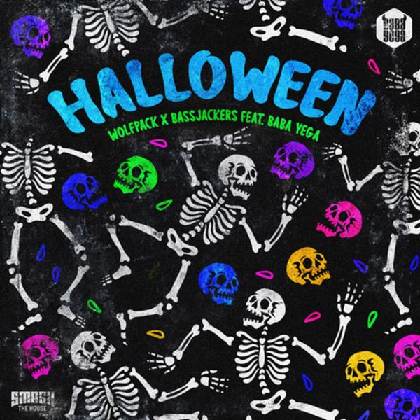 Baba Yega brengt nummer 'Halloween' uit met internationale DJ duo's Wolfpack & Bassjackers