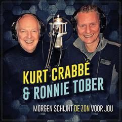 Kurt Crabbé én Ronnie Tober zingen 'Morgen schijnt de zon voor jou'